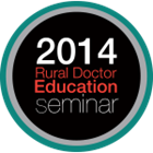Rural Doctor Education Seminar 2014